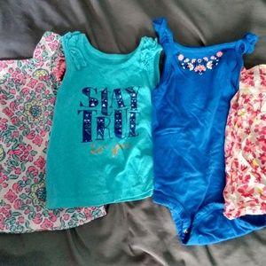 Baby girl shirts